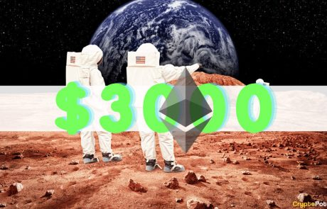 Ethereum (ETH) Tops $3,000 For the First Time In History