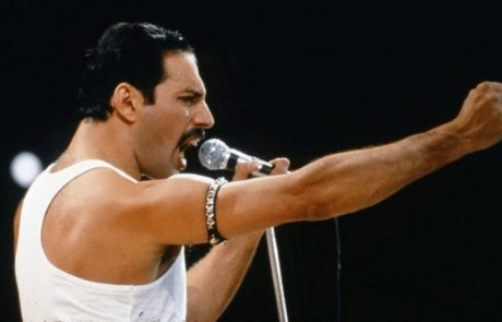 Freddie Mercury NFTs to Raise Funds for an AIDS Charity