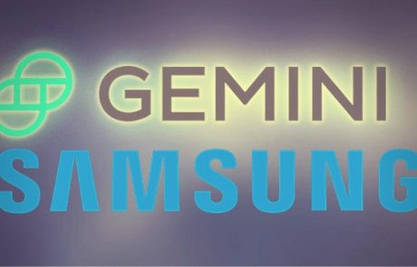 Tech Giant Samsung Will Integrate Gemini's Mobile App On Its Blockchain Wallet