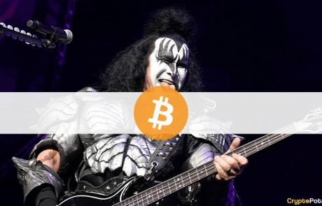 'The Demon' Gene Simmons is All In on Bitcoin