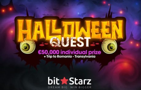 Brave BitStarz Halloween Quest to Win a Trip to Transylvania and 50K Euro
