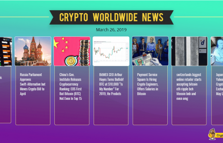 Crypto Market Update Mar.26: AltSeason Continues, Everex Spikes 300% and Bitcoin Dominance
