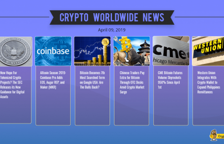 Bitcoin Climbs Above $5K While Altcoins Continue Their Season – Crypto Weekly Market Update April.9