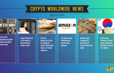 Which Coin Had Gained 4500%? Crypto Weekly Update: Bitcoin's 2019 High, South Korea's Back, Bakkt and More