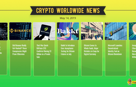 Crypto Weekly Update: Binance Hack, Bitcoin $8K FOMO Following Crypto Adoption