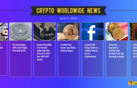 Crypto Weekly Market News Update: Mixed Trend As Bitcoin Facing $8000