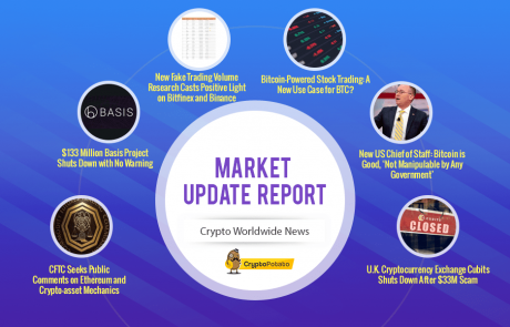 Crypto Market Update Dec.18: One Year Passed Since Bitcoin's ATH. Following The Correction, What's Next?