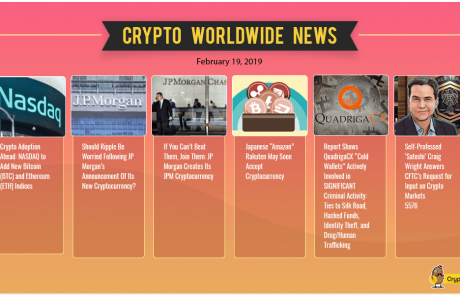 The Market Turned Dark Green – Have We Seen The Bottom? Crypto Market Update 19-2-19