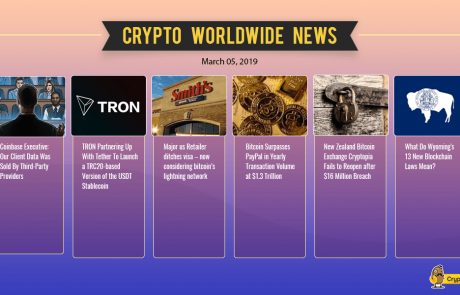 Crypto Market Update Mar.5: Coinbase Scandals, BNB Breaks Records, and Bitcoin At Starbucks?
