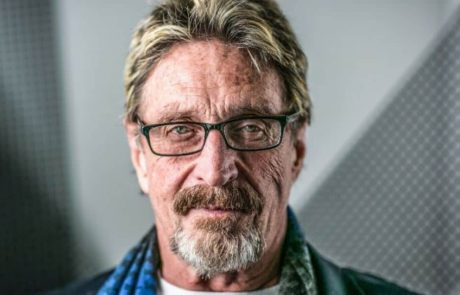 John McAfee Kicks Off 2020 Presidential Campaign: Vows to Disrupt This System
