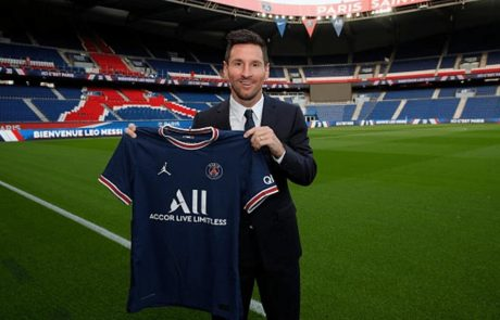 Soccer Legend Leo Messi's Signing Bonus in PSG Included a Payment in Cryptocurrency: Report