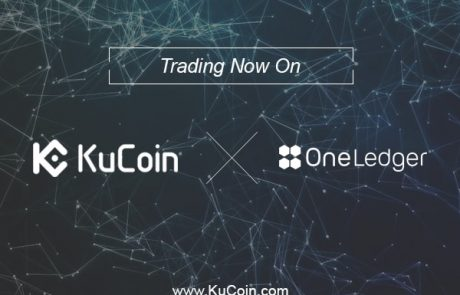 OneLedger OLT Is Now Part Of KuCoin's List Of Valuable Tokens