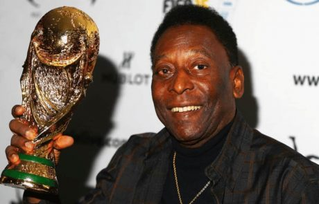 FIFA World Cup Champion Pelé NFT Collection to Drop on Ethernity Chain