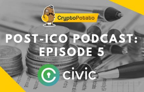 Post ICO Podcast Episode 5: Vinny shares how Civic gained so much traction during their ICO