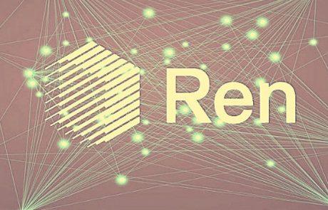 REN Skyrockets 40% Following the Mainnet Launch
