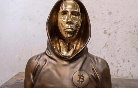 We Are All Satoshi: Statue of Bitcoin Creator Erected in Budapest