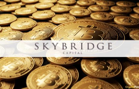 Bitcoin Will Outperform Gold: SkyBridge's Anthony Scaramucci