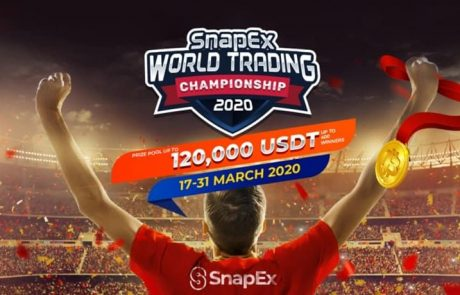 Crypto Trading Competition With Up To 400 Winners And Prize Pool Of 120,000 USDT