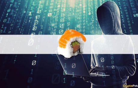 Another DeFi Hack: $3M in ETH Stolen From SushiSwap's Token Platform