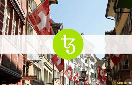 Swiss Fintech Trio Enabled Asset Tokenization via Tezos: XTZ Spikes 15%
