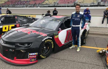 NASCAR DriverLandon Cassil to be Paid in Bitcoin and Litecoin