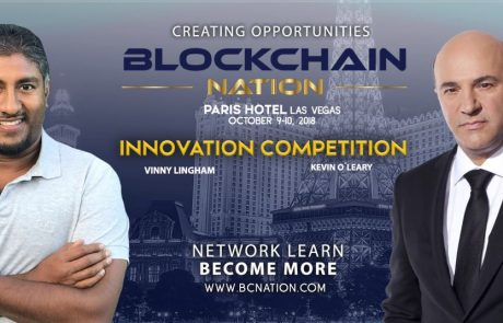 BCNation conference is coming to Las Vegas