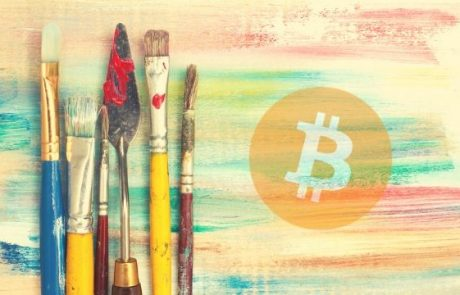 Bitcoin Art: Famous Red Jester Painting Recreated to Reflect QE and Fiat Issues