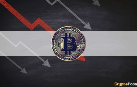 Bitcoin Slides Below $35,000 as Market Cap Loses $140B in a Day (Market Watch)