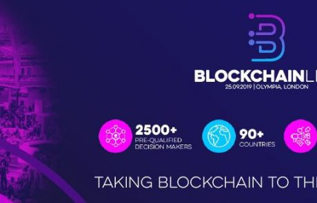 Blockchain Live is back and will be returning to London Olympia on 25th September