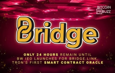 Bridge IEO Will Launch Tomorrow: TRON's First Smart Contract Oracle System