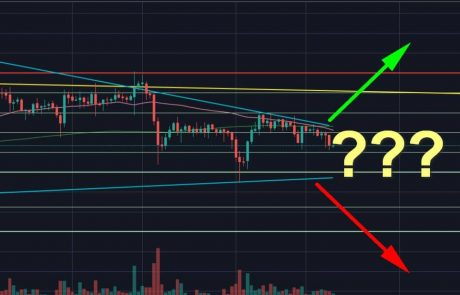 Bitcoin Price Analysis: Huge Move Anticipated As BTC Forming a Symmetrical Triangle On The Lower Timeframe