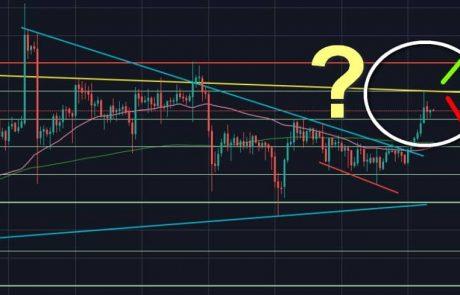 Bitcoin Price Analysis: Now Comes The Line BTC Had Failed To Break 9 Times Already