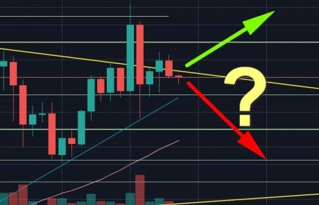 Bitcoin Now Fighting For Month-Old Resistance Line: Huge Move Coming Up? (BTC Price Analysis)