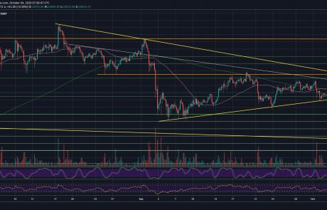 Bitcoin Still Holds Crucial Support At $10.5K, But Eyes On The White House (BTC Price Analysis)