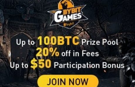 Bybit Launches 100 BTC Brawl Competition