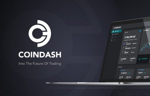 CoinDash – World's first crypto social trading platform