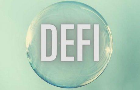 Bu 4 Şey DeFi Balonunun Patlamasına Neden Olabilir