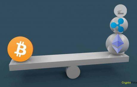 Bitcoin Eyes $50K: Most Large-Cap Alts Lose Value Against BTC (Market Watch)