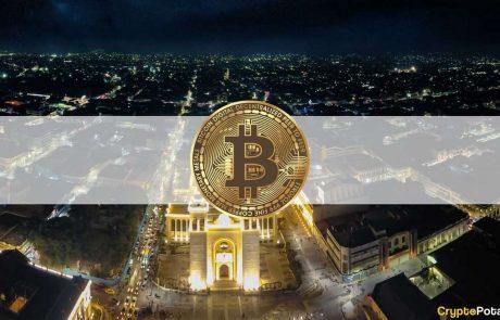 Se Aprueba La LeyBitcoin: El BTC Ya Es Legal En El Salvador