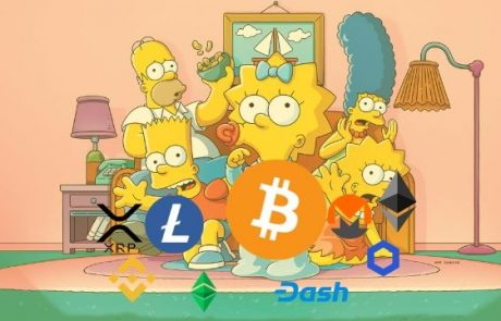 Cash Of The Future? The Simpsons Use Jim Parsons To Explain Cryptocurrency And Blockchain
