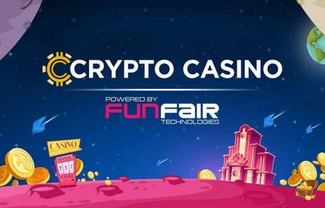 CryptoCasino.com Launches On The FunFair Blockchain Platform