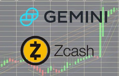 ZCash (ZEC) Price Jumps 6% As Gemini Adopts it for Shielded Withdrawals
