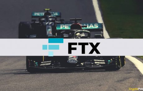FTX to Include its Logo on Mercedes's Formula One Racecars