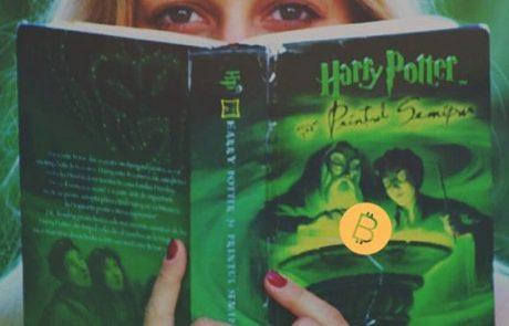 Dear J.K. Rowling, Bitcoin Is Just Like Harry Potter