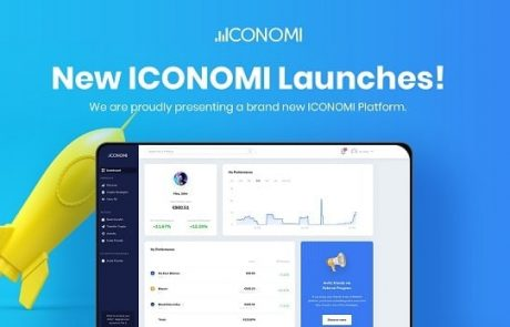 ICONOMI Introduces Crypto Social Trading and Re-invents Portfolio Management