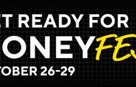 October's Money Fest Agenda and Keynote Line-up Revealed