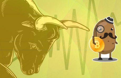 Stocks Take A Hit As UK Declares Coronavirus Imminent Threat, Bitcoin Price Looking Healthy