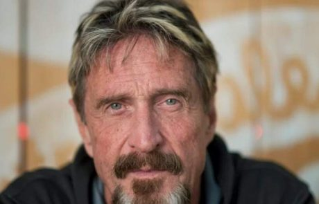 The Reason John McAfee Got Arrested in Europe Yesterday