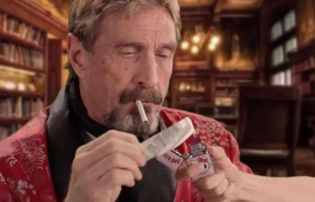 John McAfee's Demise a Bottleneck for the U.S. Government's Asset Recovery Efforts