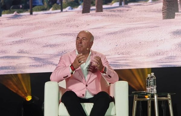Shark Tank's Kevin O'Leary: Nothing Will Replace Bitcoin (Exclusive Interview)
